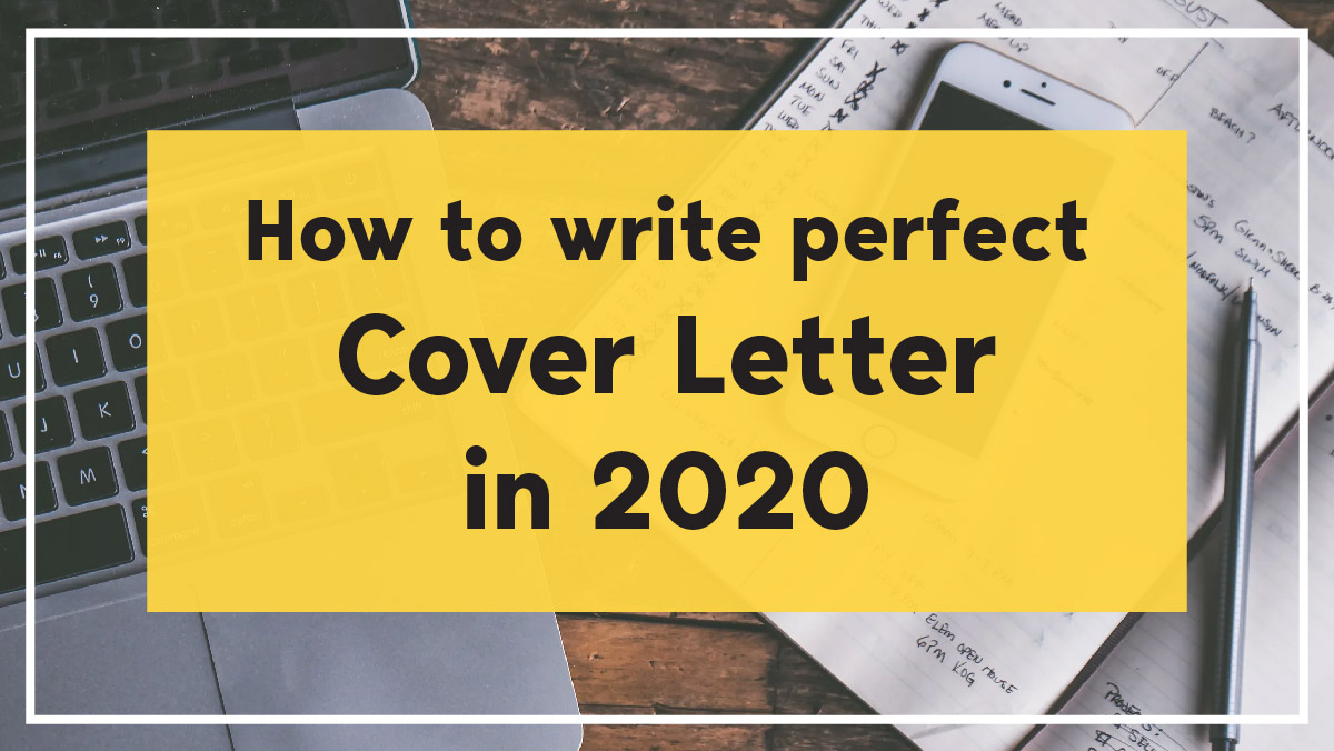 How to write perfect cover letter